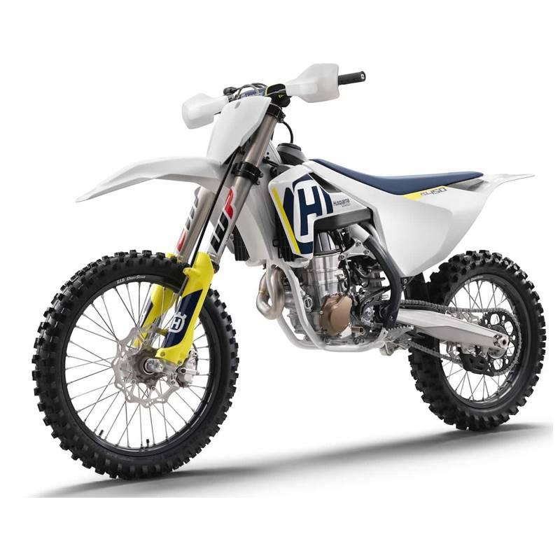 Win a 2018 Husqvarna FC350 Dirt Bike