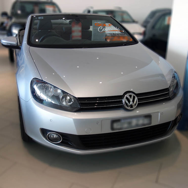 Drive away in a brand new Volkswagen!