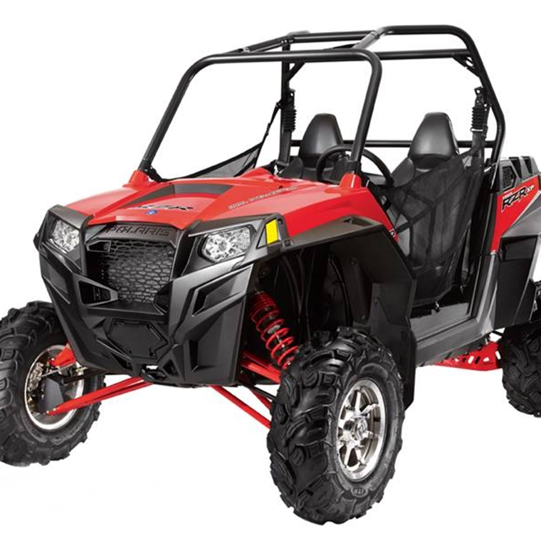 Win a Polaris RZR 900 UTV and Cash