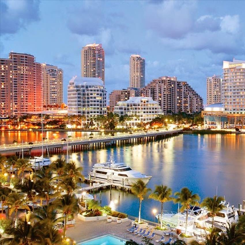 Win A Trip For 2 To Party Hard In Miami!