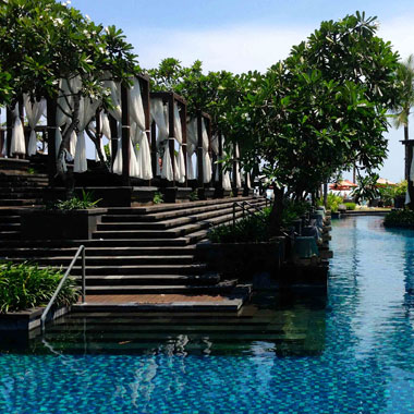 Take a chance on a trip to Bali for 5 people!