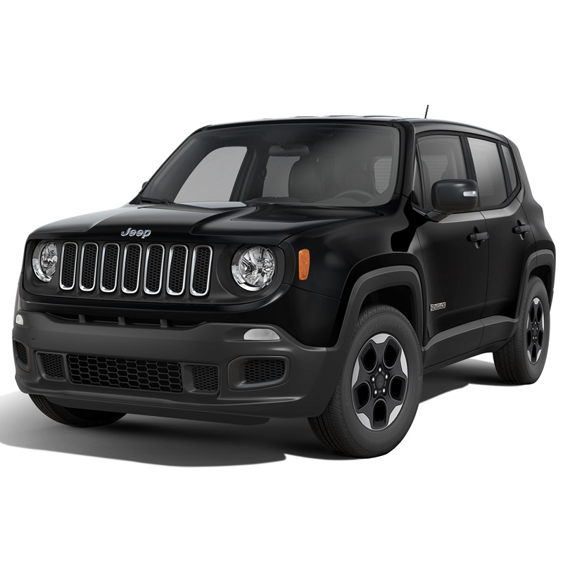 Win a Jeep Renegade Sport Auto