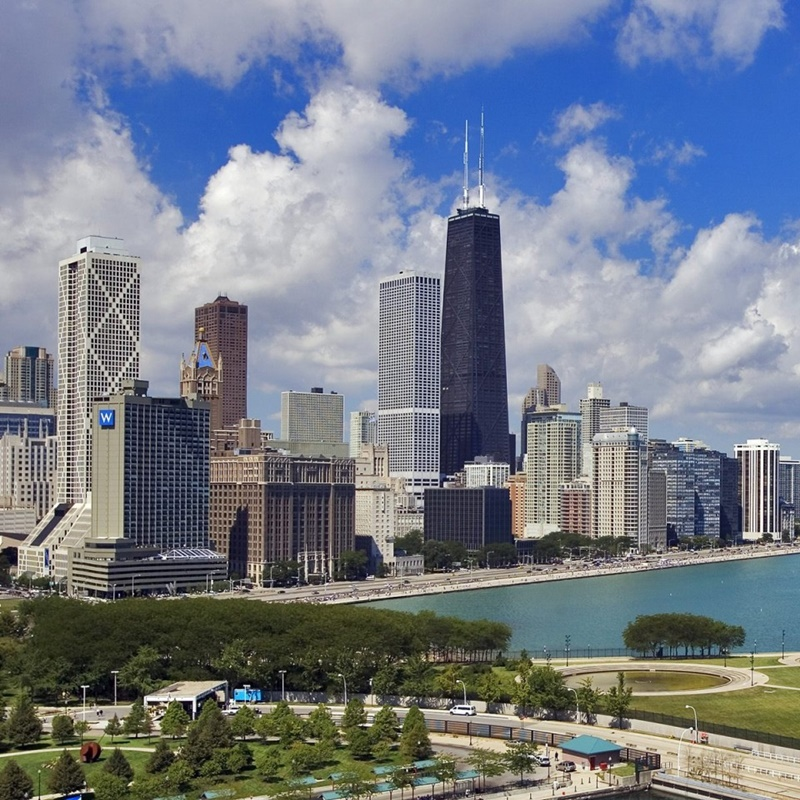 Win a trip to Chicago, Illinois with package