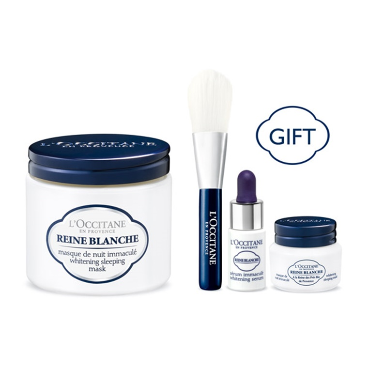 Win 1 of 5 Reine Blanche Sleeping Mask 100ml