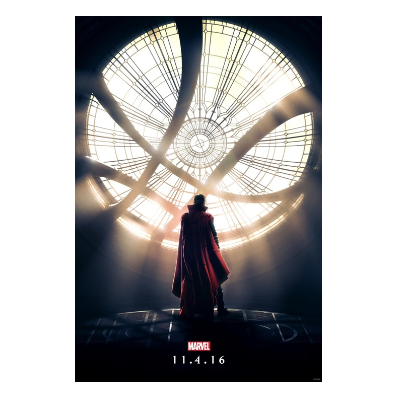 Win Marvel's Doctor Strange IMAX Prize Pack