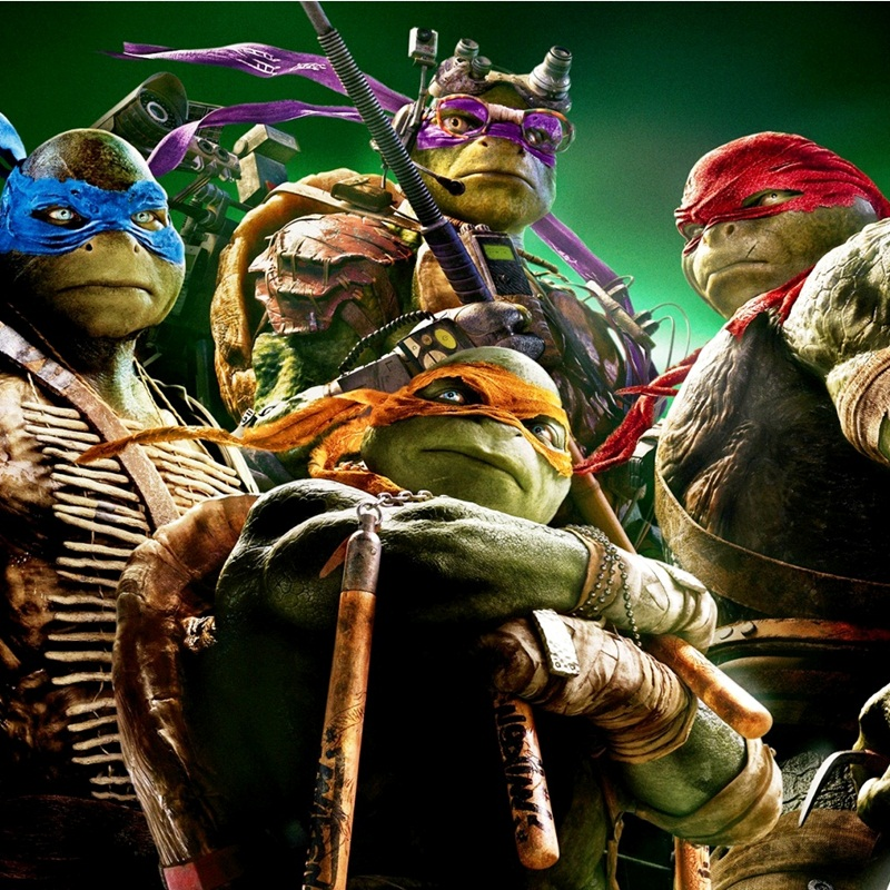 Win a Teenage Mutant Ninja Turtles: Out of the Shadows DVD