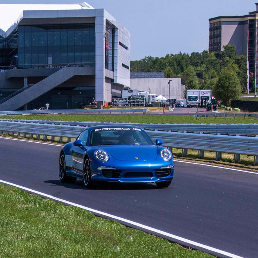 Win A Trip To Los Angeles, USA For A Porsche Race Car Driving Experience