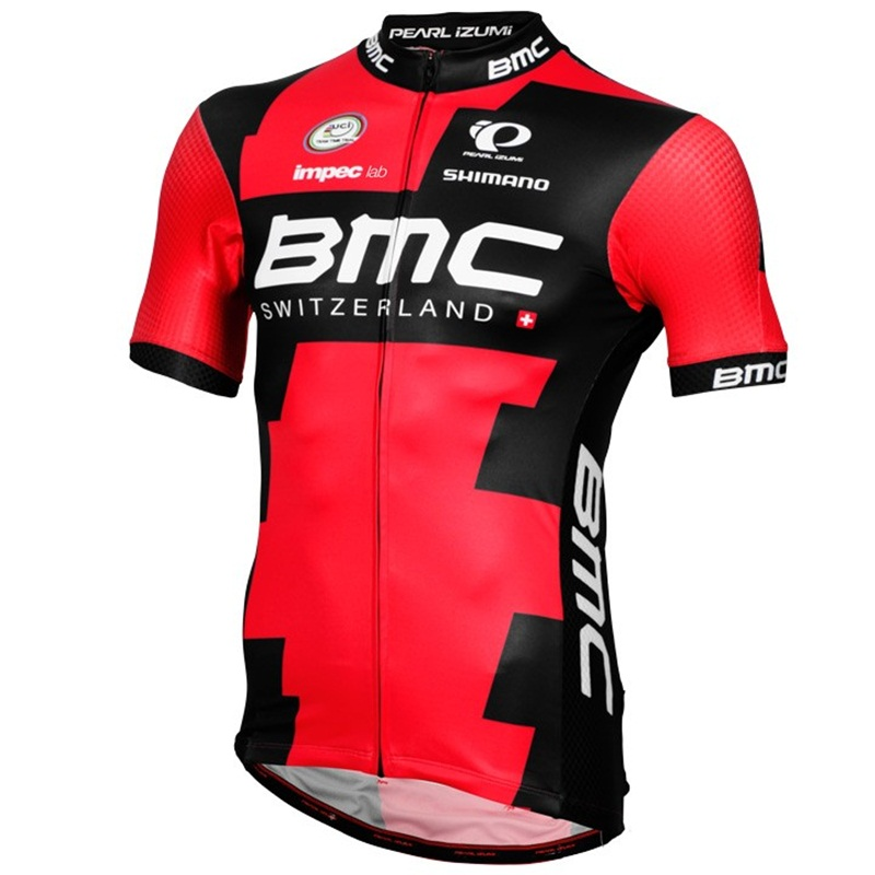 Win a Bike Exchange voucher and BMC cycling jersey