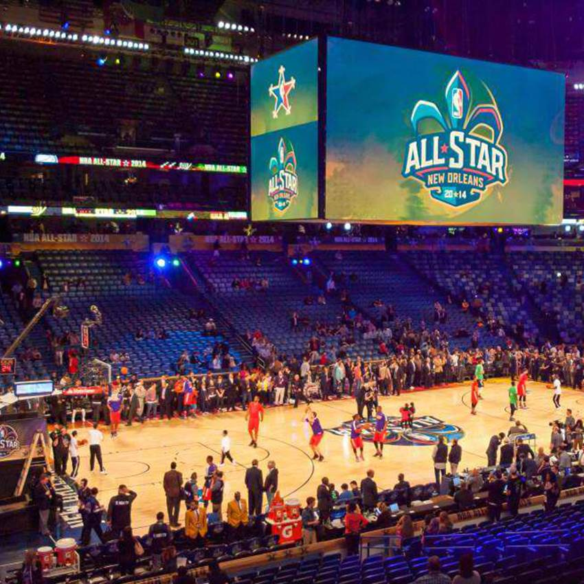 Win A Trip For Two To The NBA ALL-STAR 2017