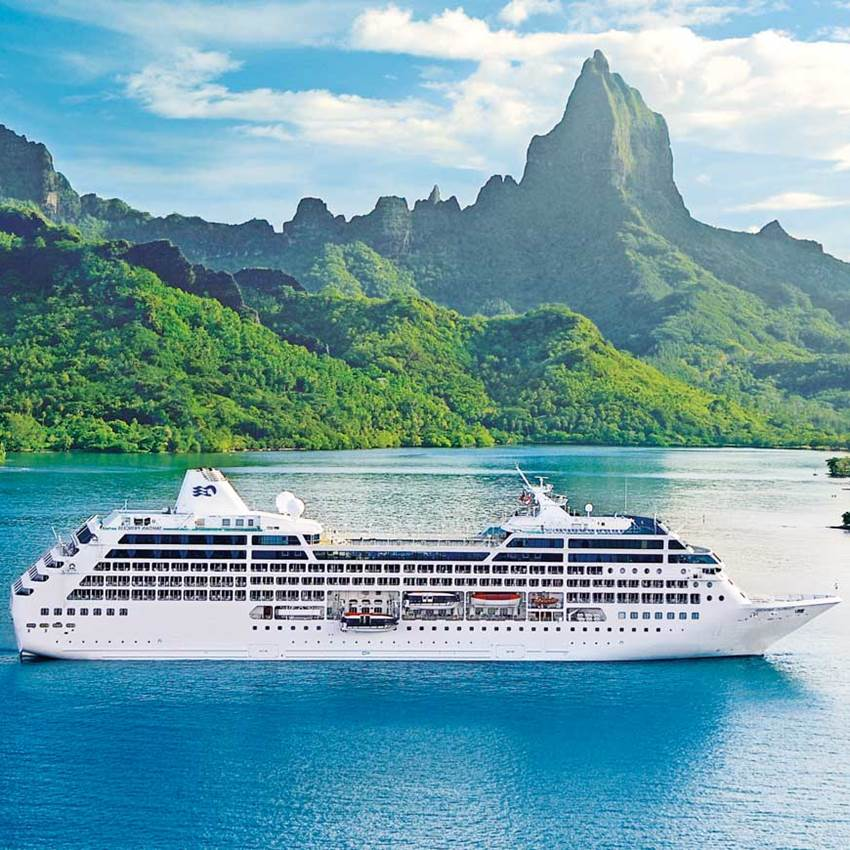 Win A 10 Night Cruise On Dawn Princess