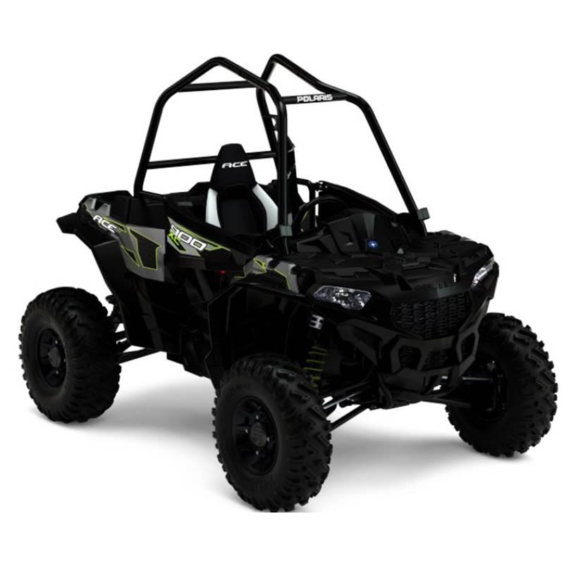 Win a Polaris Ace ATV