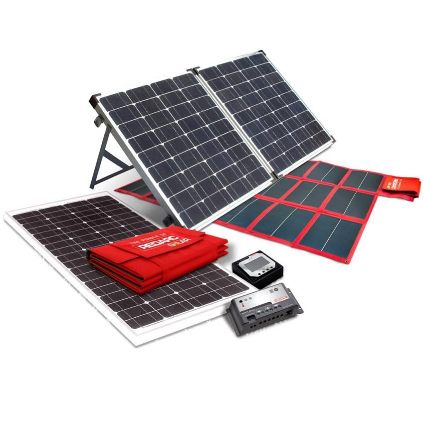 Win A Redarc Solar Pack