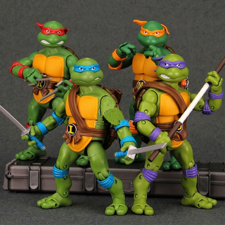 Win a Teenage Mutant Ninja Turtles Prize Packs