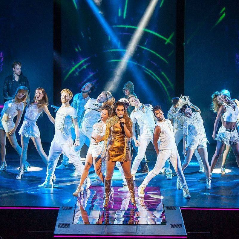 You could win FREE Musical Tickets!