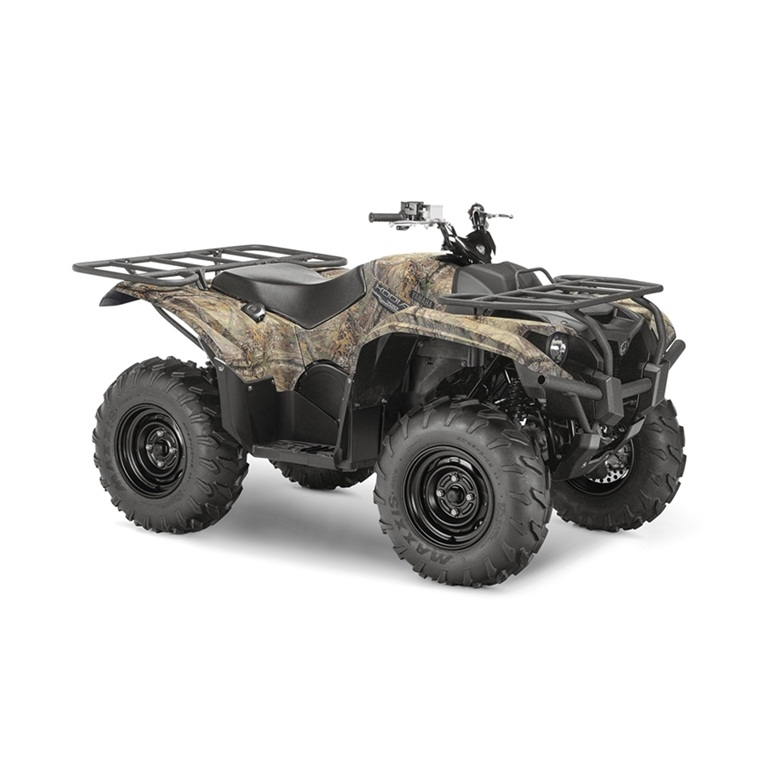 Win a 2016 Yamaha Kodiak 700 Hunter Green EPS ATV