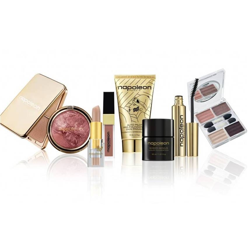 Win A Napoleon Perdis Makeup Pack And The Kardashians Season 12 Part 1 & 2 O DVD