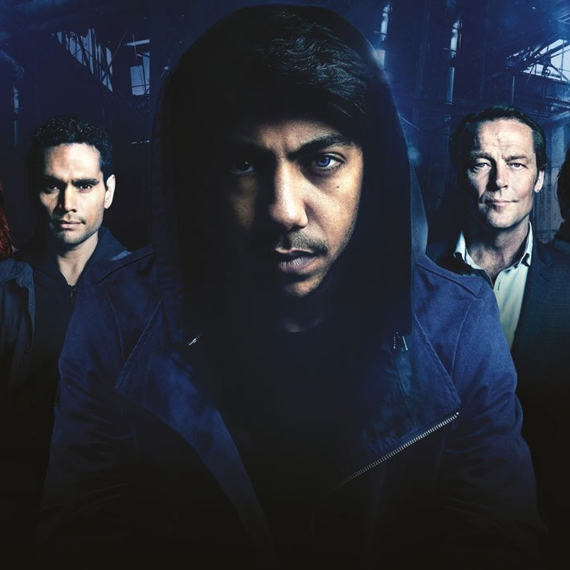 "Win a weekend trip to 'Cleverman"" set"