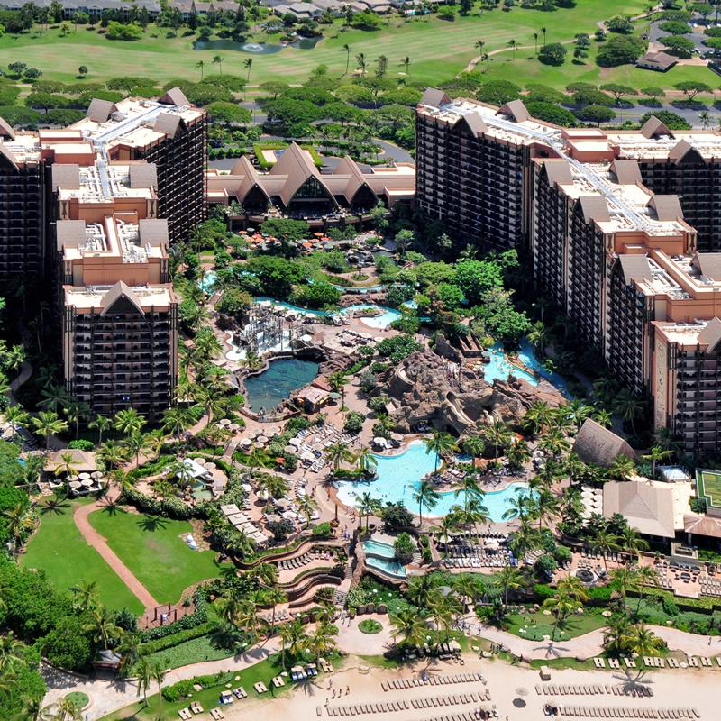 Win a Trip to Aulani, A Disney Resort & Spa on O'ahu, Hawaii