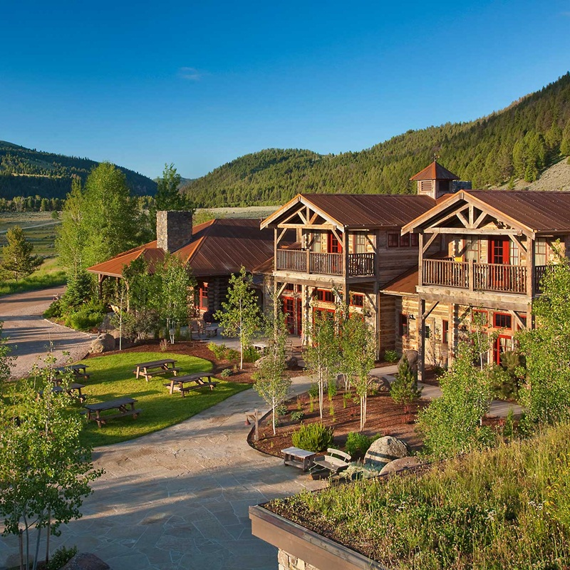 Win a Adventure to The Ranch at Rock Creek in Philipsburg, MT