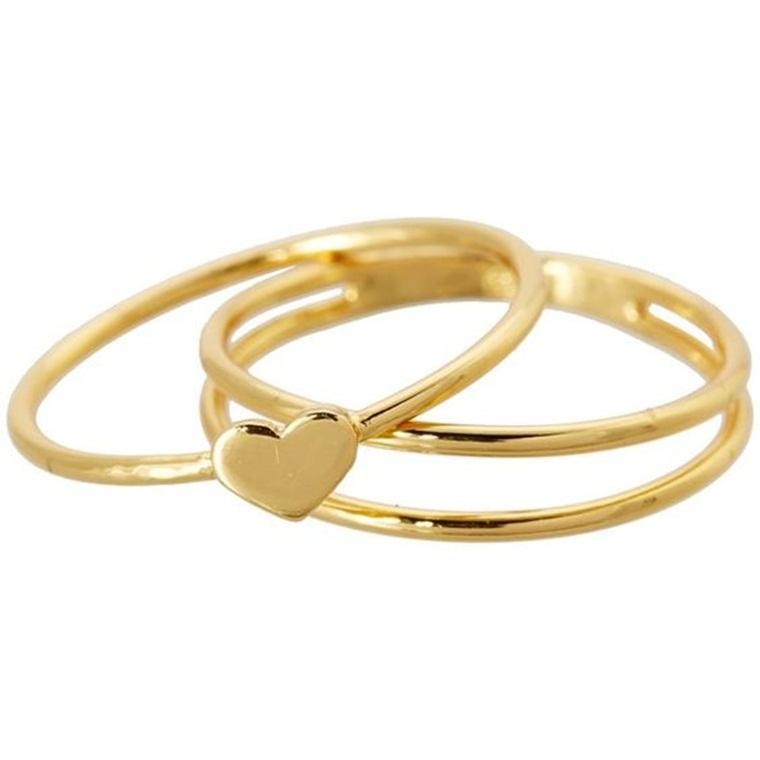 Win a Gorjana's Carina Midi Rings