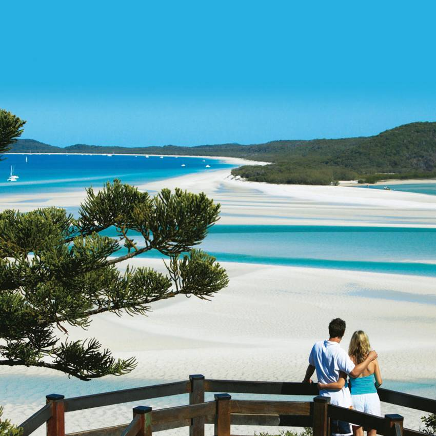 Win A Trip To Whitsundays Or A Destination Of Your Choice!