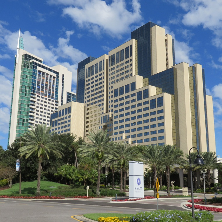 Win a Stay Hyatt Regency Orlando, Orlando, FL.