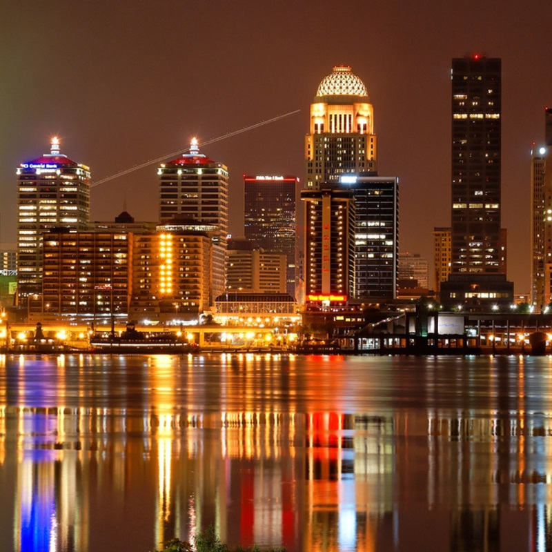 Win a Trip for two people to Louisville, KY