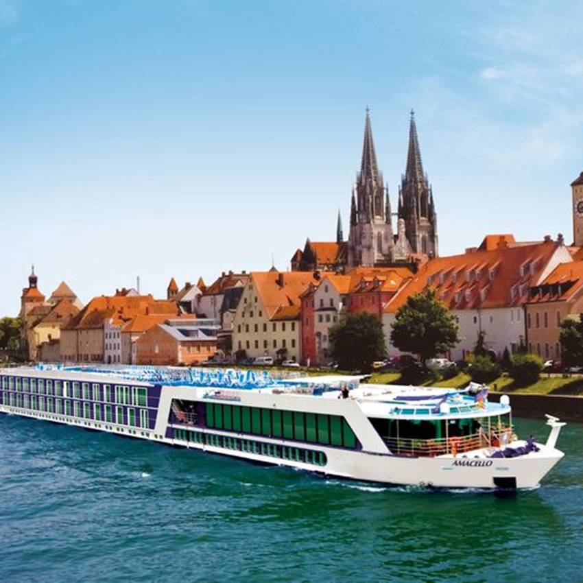 Win An All-Inclusive Luxury Europe River Cruising