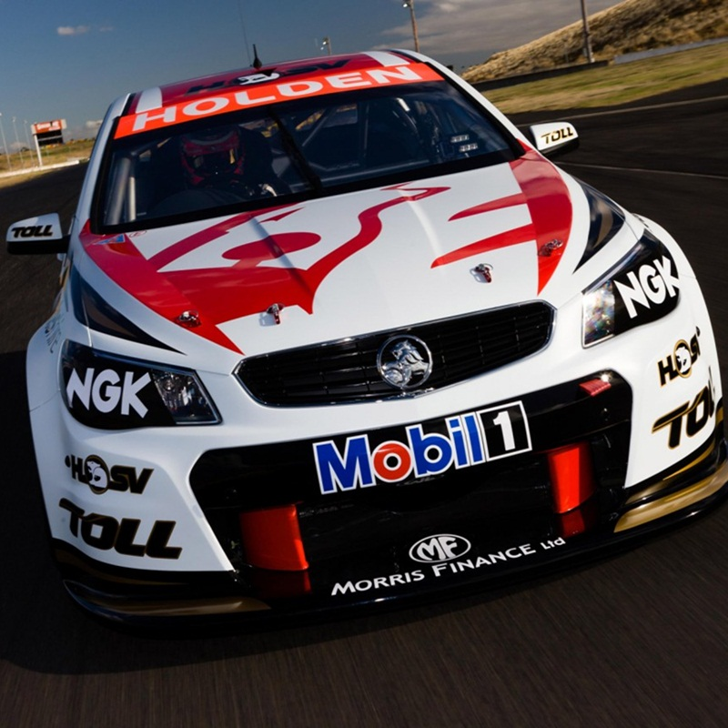 Win a V8 Race Car Drive Vouchers!