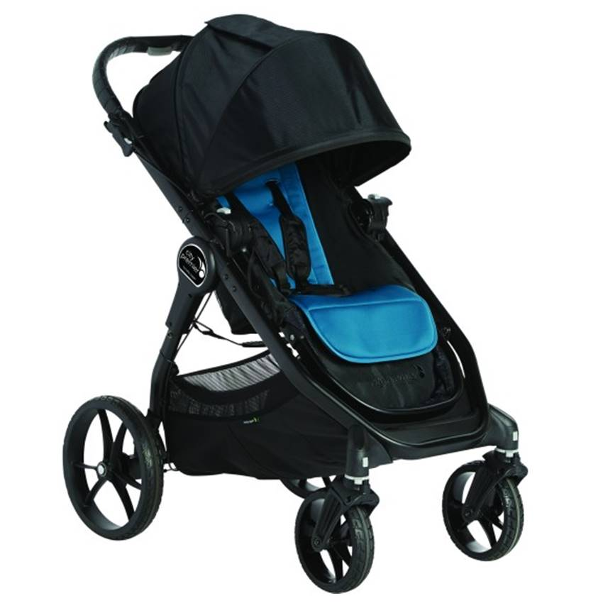 Win A City Premier Pram From Baby Jogge
