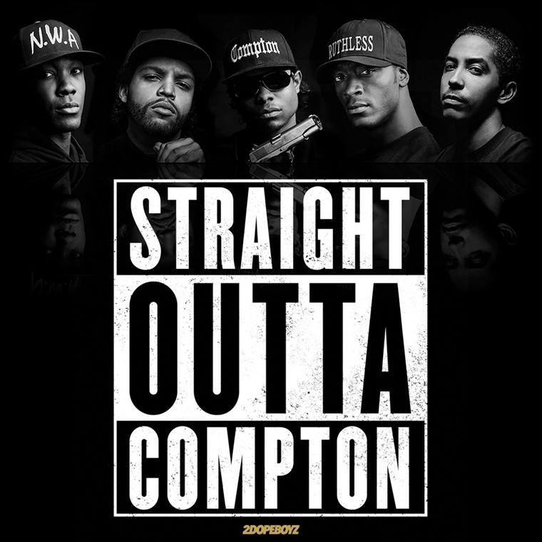 Win a Straight Outta Compton Blu-ray Combo Prize Pack