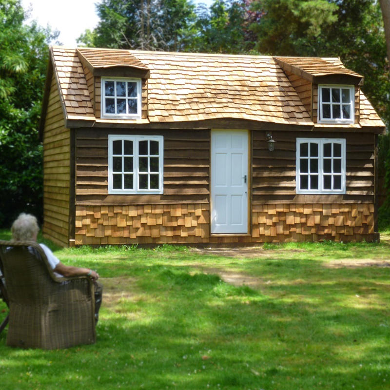 Win a very own log Home