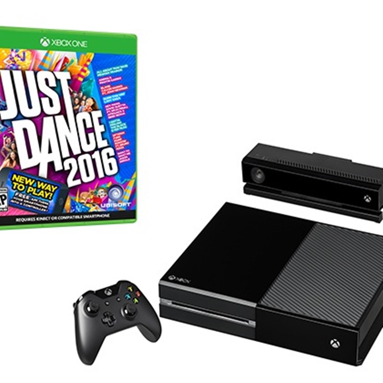Win a Xbox 1 and Just Dance 2016 Game