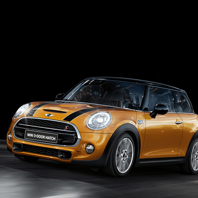 Win a New MINI Ray 3-Door Hatch