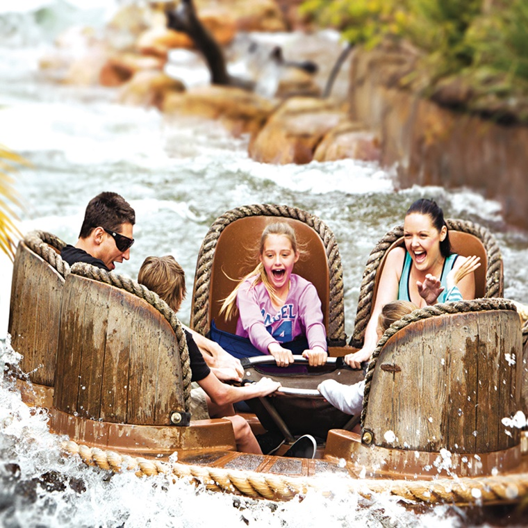 Win A family holiday to Dreamworld
