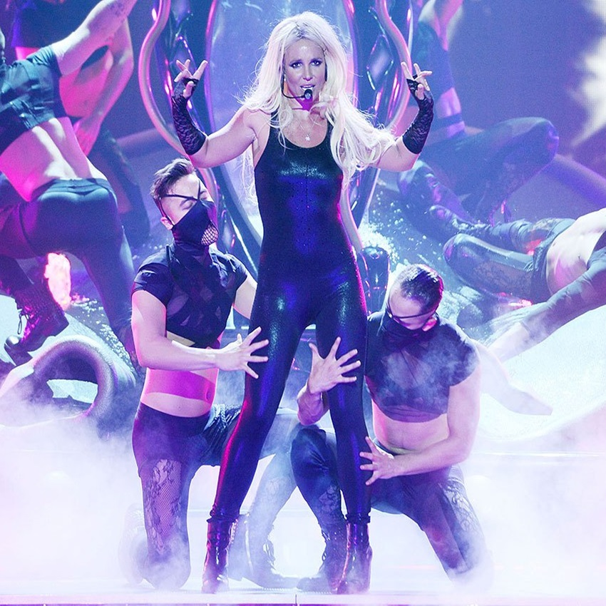 Win A Trip To Las Vegas, Nevada To See Britney Spear's Piece Of Me Show