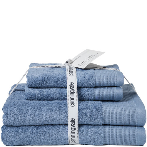 Win A Cotton Bamboo 4 Piece Bath Towel Set