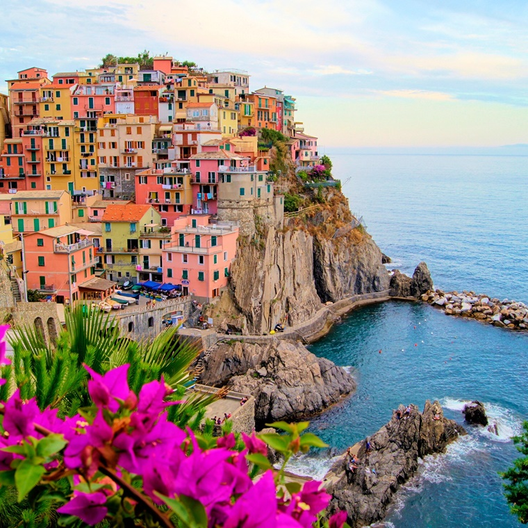 Win a Trip to Italy