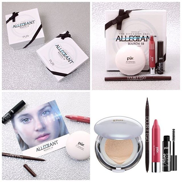 Win PÜR Cosmetics Giveaway