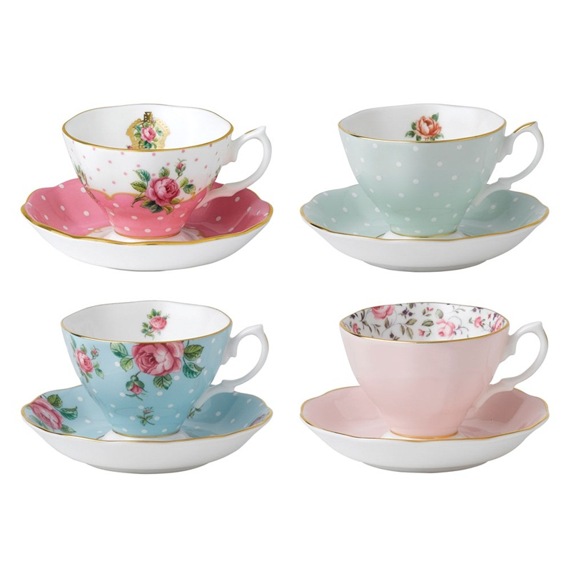 Win a Royal Albert Tea Set