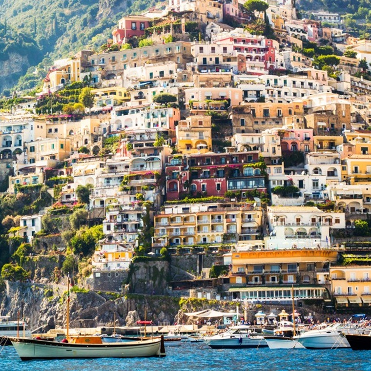 Win a Trip to Amalfi Coast in Italy