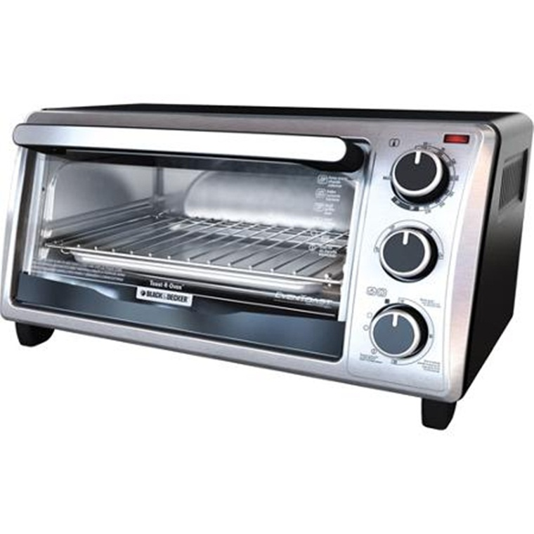 Win a BLACK + DECKER Toaster Oven