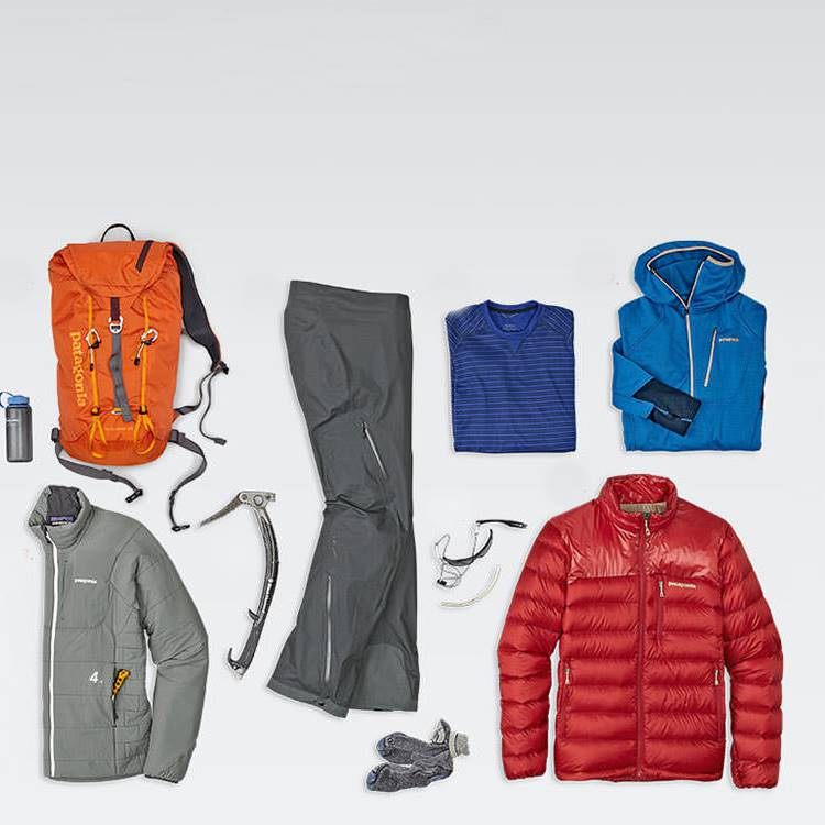 Win A Patagonia Gear