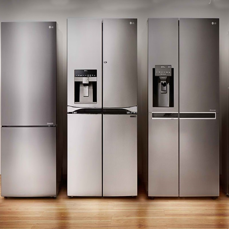 Win An LG Fridge