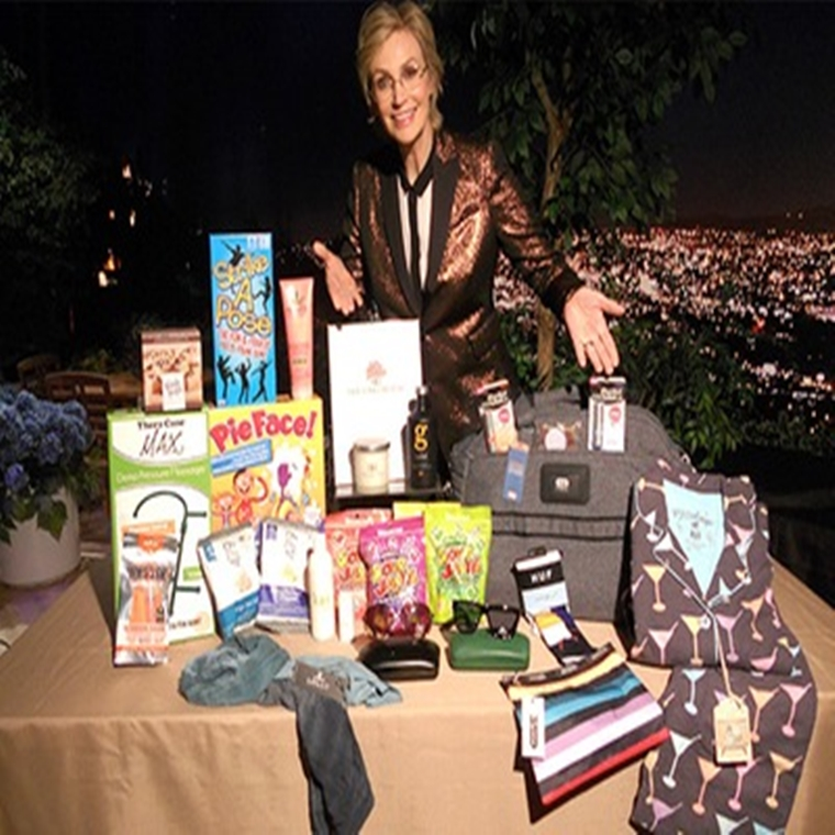 Win a HGN CELEB GIFT BAG