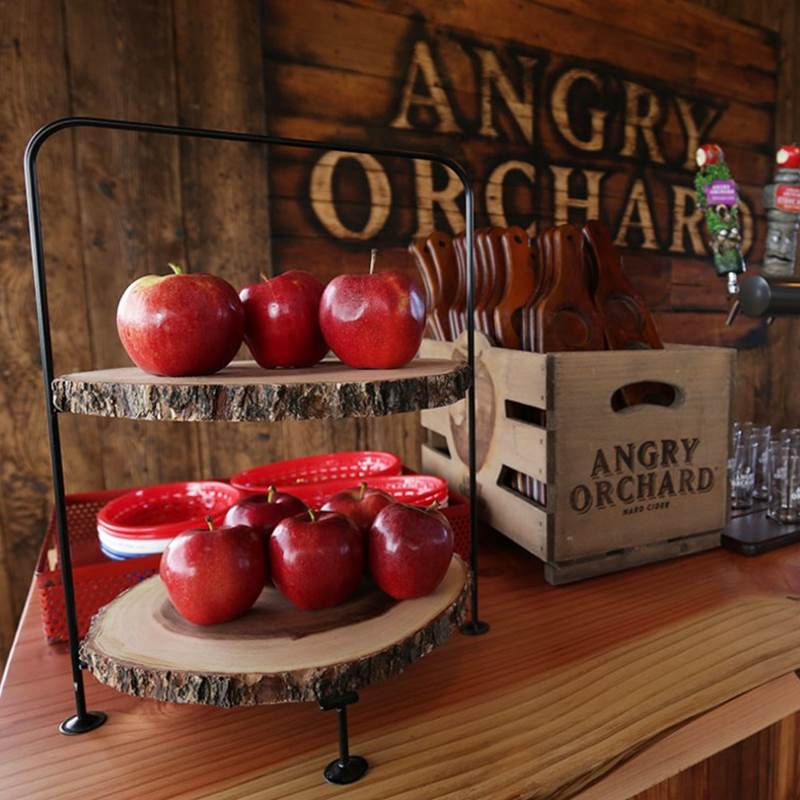 Win a Trip for 6 to Angry Orchard's farm