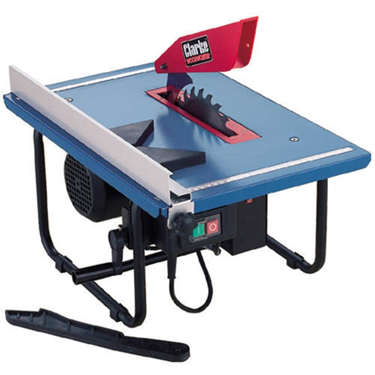Win a Woodworker's Home Workshop including a Table Saw, and more.