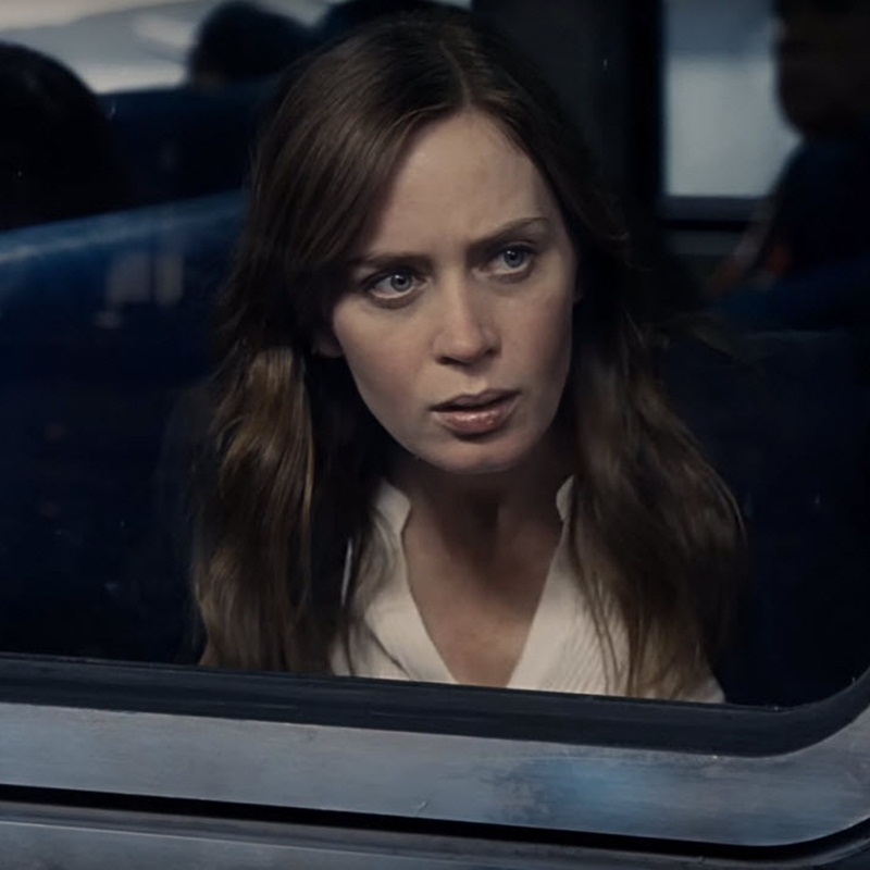 Win a The Girl On The Train Tickets