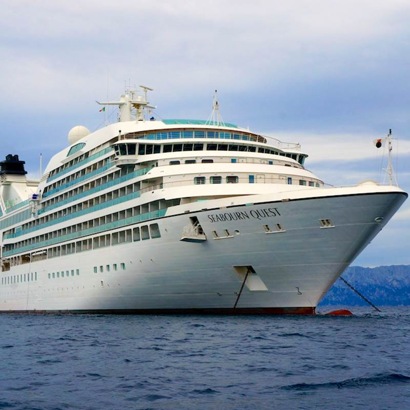 Win a Ultra-Luxury Caribbean Cruise
