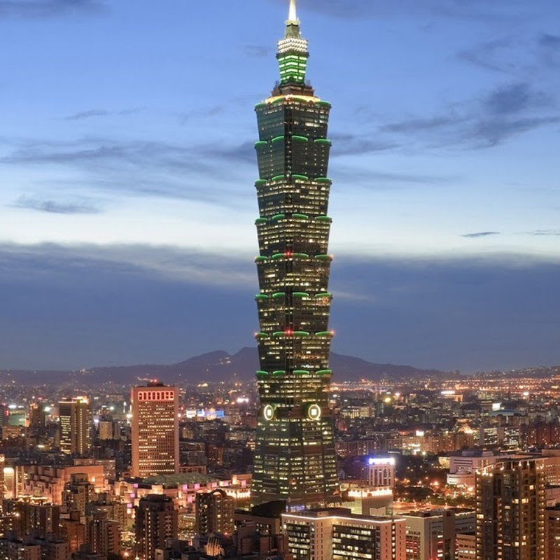 Win a flight to Taipei, Taiwan